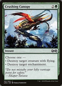 Crushing Canopy, Magic: The Gathering, Ultimate Masters