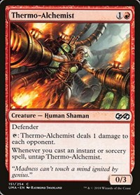 Thermo-Alchemist, Magic: The Gathering, Ultimate Masters
