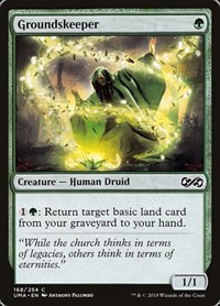 Groundskeeper, Magic: The Gathering, Ultimate Masters