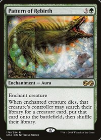 Pattern of Rebirth, Magic: The Gathering, Ultimate Masters