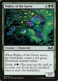Walker of the Grove, Magic: The Gathering, Ultimate Masters