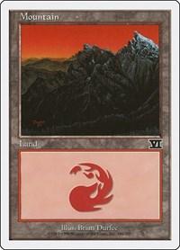 Mountain (346), Magic: The Gathering, Classic Sixth Edition