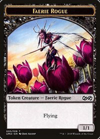 Faerie Rogue Token, Magic: The Gathering, Ultimate Masters