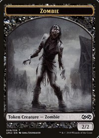 Zombie Token, Magic: The Gathering, Ultimate Masters