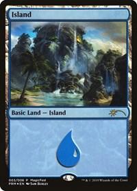 Island (2019), Magic: The Gathering, MagicFest Cards