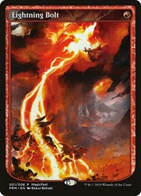 Lightning Bolt (Foil)