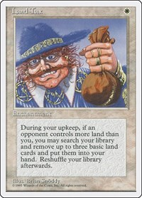 Land Tax, Magic: The Gathering, Fourth Edition