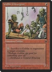 Goblin Chirurgeon (Frazier), Magic, Fallen Empires