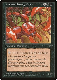 Carrion Ants (French) -
