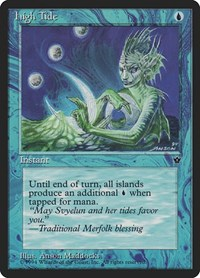 High Tide (Merfolk), Magic, Fallen Empires
