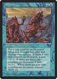 Homarid (Tedin), Magic: The Gathering, Fallen Empires