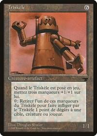 Triskelion (French) -