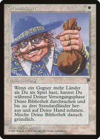 Land Tax (German) -