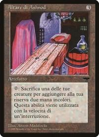Ashnod's Altar (Italian) -