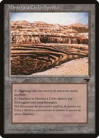 Strip Mine (Italian) -