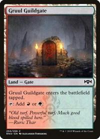 Gruul Guildgate (250), Magic: The Gathering, Ravnica Allegiance