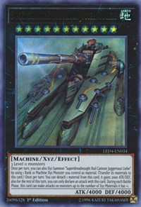 Superdreadnought Rail Cannon Juggernaut Liebe - Legendary Duelists: Sisters of the Rose, YuGiOh - Online Gaming Store for Cards, Miniatures, Singles, Packs & Booster Boxes