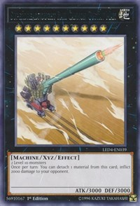 Superdreadnought Rail Cannon Gustav Max - Legendary Duelists: Sisters of the Rose, YuGiOh - Online Gaming Store for Cards, Miniatures, Singles, Packs & Booster Boxes