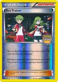 Ace Trainer - 69/98 (Regional Championship Promo) [Staff], Pokemon, League & Championship Cards