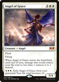 Angel of Grace, Magic: The Gathering, Ravnica Allegiance