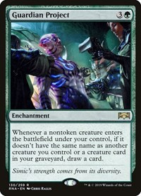 Guardian Project, Magic: The Gathering, Ravnica Allegiance
