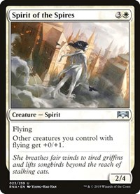 Spirit of the Spires, Magic, Ravnica Allegiance