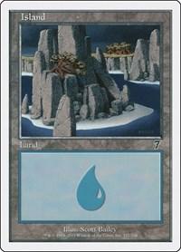 Island (332) (Foil)