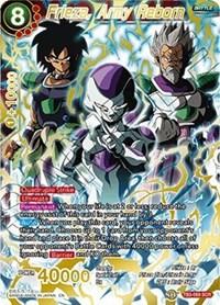 Frieza, Army Reborn, Dragon Ball Super CCG, Clash of Fates