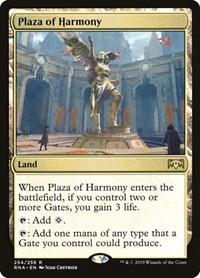 Plaza of Harmony, Magic, Ravnica Allegiance