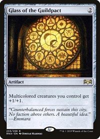 Glass of the Guildpact, Magic, Ravnica Allegiance