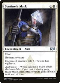 Sentinel's Mark, Magic, Ravnica Allegiance