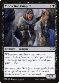 Vindictive Vampire, Magic, Ravnica Allegiance