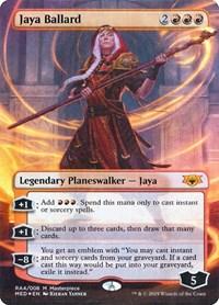 Jaya Ballard, Magic, Mythic Edition: Ravnica Allegiance