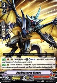 Recklessness Dragon, Cardfight Vanguard, V-TD06: Naoki Ishida