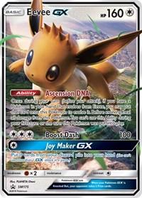 Eevee GX - SM175, Pokemon, SM Promos