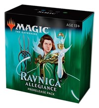 Ravnica Allegiance - Prerelease Pack [Simic], Magic, Ravnica Allegiance
