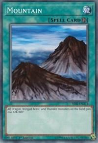 Mountain, YuGiOh, Speed Duel Decks: Duelists of Tomorrow