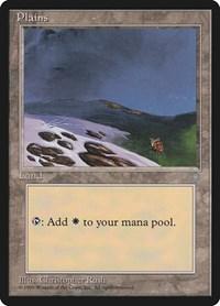 Plains (344), Magic: The Gathering, Ice Age