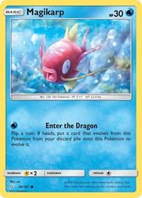 Magikarp, Pokemon, SM - Team Up