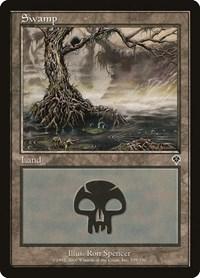 Swamp (339), Magic: The Gathering, Invasion