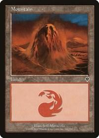 Mountain (344), Magic: The Gathering, Invasion