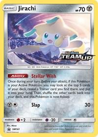 Jirachi - SM161, Pokemon, SM Promos