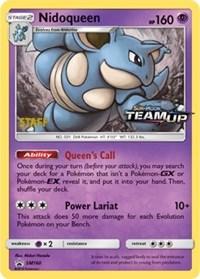 Nidoqueen - SM160 [Staff], Pokemon, SM Promos