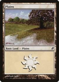 Plains (283), Magic: The Gathering, Lorwyn