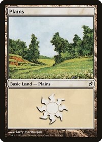 Plains (284), Magic: The Gathering, Lorwyn