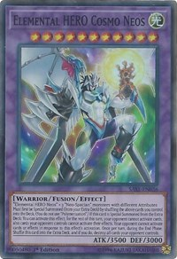 Elemental HERO Cosmo Neos, YuGiOh, Savage Strike