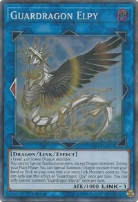 Guardragon Elpy, YuGiOh, Savage Strike