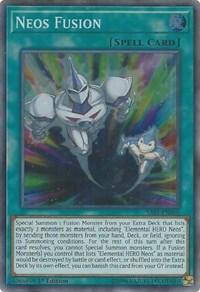Neos Fusion, YuGiOh, Savage Strike