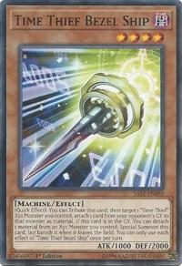 Time Thief Bezel Ship, YuGiOh, Savage Strike