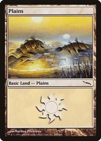 Plains (289), Magic: The Gathering, Mirrodin